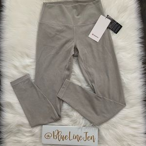 "Lululemon Wunder Under 28"" Washed French Clay"
